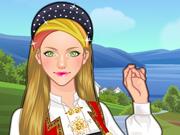 Vista e Maquie a Garota Noruguesa