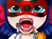 Ladybug Bebê no Dentista