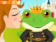 Vestir o Príncipe e o Sapo