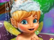 Banho da Sininho Bebê