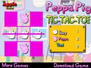 Jogo da Velha Peppa Pig