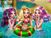 Ever After High: Festa na Piscina