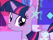 My Little Pony: Twilight Sparkle Toma Banho