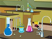 Limpe o Laboratório