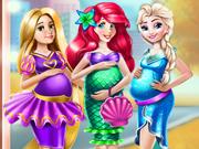 Vestidos para Princesas Grávidas