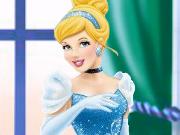 Cinderela Vestido de Princesa