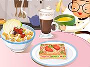 Preparar Café da Manhã