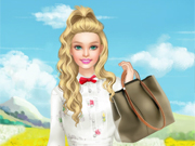 Vista Barbie Estilo Primaveril
