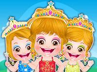 Baby Hazel Makeover Princesa