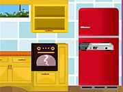 Arrumar a Nova Cozinha