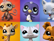 Littlest Pet Shop: Rotate Puzzle