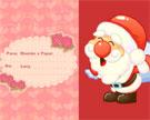 Montar Cartões de Natal