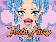 Fada dos Dentes no Dentista