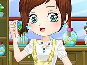 Vestir a Menina da Loja de Doces