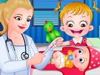 Hazel Leva Seu Irmão ao Médico