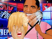 O Salão de Cabeleireiro do Obama