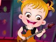 Baby Hazel Aprende Música