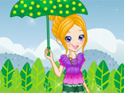 Vista Polly Para a Chuva