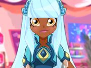 Lolirock: Vista a Princesa Talia de Xeris
