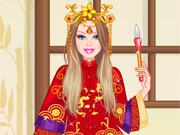 Barbie Princesa Chinesa