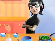 Na Cozinha com a Mavis Drácula