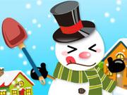 Montar um Boneco de Neve