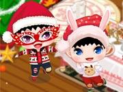 Natal com os Gêmeos