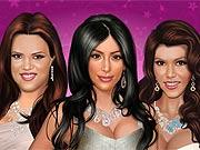 Maquiando as Kardashian