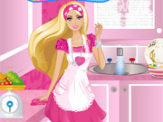 Barbie Limpa Festa