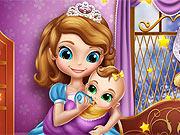 Irmã Bebê de Sofia