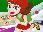 Cozinhe e Entregue Pizzas de Patins
