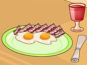 Decoração de Café da Manhã
