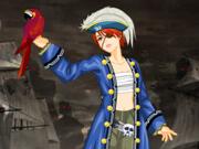 Vista a Rainha dos Piratas