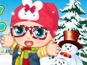 Vestir o Bebê no Inverno