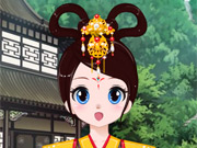 Crie um Avatar de Princesa Chinesa