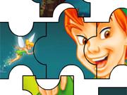 Quebra-Cabeça de Sininho e Peter Pan
