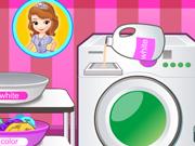 Princesinha Sofia: Dia de Lavar Roupa