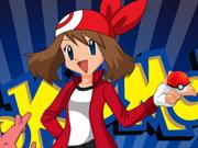 Vista a Treinadora de Pokémon
