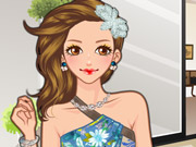 Maquiagem de Florista