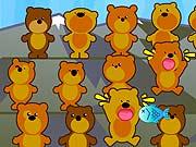 Ursinhos com Fome