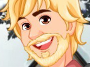 Cuide da barba do Kristoff