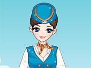 Vestir a Aeromoça