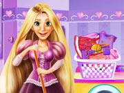 Rapunzel Lava Roupas