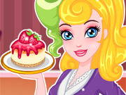 Barbie Prepara Cheescake Delicioso