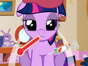 My Little Pony: Cuide da Twilight Sparkle