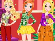 Suéter de Natal das Princesas Disney