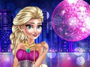 Princesa Elsa na Discoteca