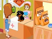 Babá em Hotel de Cachorro
