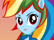 Equestria Girls: Vista a Rainbow Dash