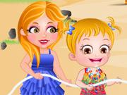 Baby Hazel Festa na Praia